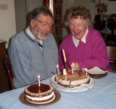 Photo of Frank's Birthday