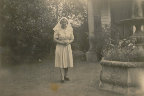 Photo of Sister Barnes